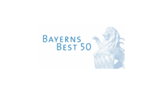 Zertifikat Bayerns Top 50